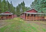 Location vacances Island Park - 2 Cozy Cabins with Snowmobile Parking Near the Lake!-1