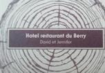Hôtel Indre - Hôtel du Berry-4