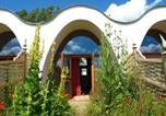 Location vacances Parchim - Gästehaus am Wangeliner Garten-1