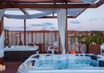 Hôtel Αγκιστρι - Oasis Beach Hotel-4