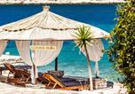Location vacances Vela Luka - Pebble Bay Paradise House-1