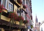 Hôtel Illkirch-Graffenstaden - Hotel Restaurant Au Cerf d'Or-1