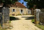 Location vacances Cherveix-Cubas - Villa in Tourtoirac I-3