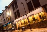 Hôtel Aveyron - Hotel Restaurant L'Agapanthe-4