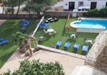 Location vacances Villares del Saz - Palacio Rural Universitas-4
