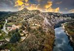 Location vacances  Ardèche - Hebergements des Posas-1