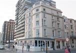 Hôtel Brighton - West Beach Hotel-2