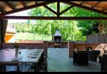 Location vacances Oristà - Villa in Prats de Llucanes Sleeps 22 with Pool-4