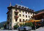 Hôtel Passo stelvio - Hotel Schweizerhof Sta Maria-3