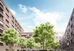 Location vacances Basel - Hitrental Messe Apartments-4