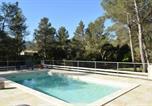 Location vacances Maillane - Accent Immobilier - Mas du Rock, St Rémy, 8 pers, piscine-2