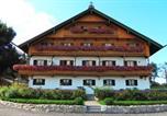 Location vacances Bad Heilbrunn - Landgasthof Fischbach-1