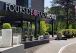 Hôtel Schweich - Fourside Plaza Hotel Trier