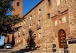 Hôtel Saragosse - Albergue Restaurante Carpe Diem - Convento de Gotor-1