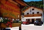 Hôtel Province de Belluno - Albergo Ristorante Alle Codole-2