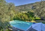 Location vacances San Marco d'Alunzio - Capri Leone Villa Sleeps 4 Pool Air Con Wifi-1