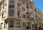 Location vacances Nice - Appartement Nice Centre Medecin-1