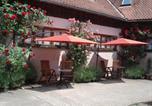 Location vacances Rothenburg ob der Tauber - Kreuzerhof Hotel Garni-2