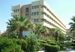 Hôtel Mestá - Babaylon Hotel-3