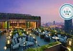 Hôtel Khlong Toei - Bangkok Marriott Marquis Queen's Park-1