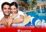Hôtel Uxmal - Tecnohotel Itzáes-1