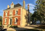 Hôtel Saint-Agnant-de-Versillat - Maison Marie Ange Gite & Chambres D'Hotes-1