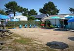 Camping avec WIFI Cricqueville-en-Bessin - Camping de la Plage-3