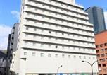 Hôtel Kobe - Kobe Sannomiya Tokyu Rei Hotel-1