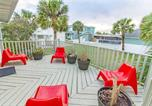 Location vacances Ormond Beach - Sea Biscuit, 3 Bedrooms, Sleeps 6, Ocean View, Across from the Beach, Wifi-4