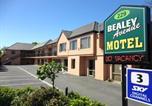 Hôtel Christchurch - Bealey Avenue Motel-1