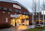 Hôtel Umea - Hotell Vilja-2