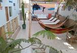 Hôtel Pisco - Paracas Backpackers House-4
