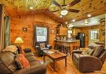 Location vacances Bryson City - Bryson City Cabin w/Hot Tub & Fire Pit on Creek!-4