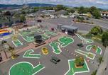 Village vacances Nouvelle-Zélande - Tahuna Beach Kiwi Holiday Park and Motel-4