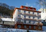 Hôtel Jáchymov - Pension Dalibor-3