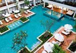 Villages vacances Pa Tong - Banthai Beach Resort & Spa-1