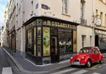 Hôtel 4 étoiles Bagnolet - Hotel du Petit Moulin-2