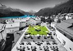 Hôtel Sils im Engadin/Segl - Giardino Bed & Breakfast-2