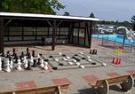 Camping avec Parc aquatique / toboggans Allemagne - Grüner Jäger-3
