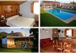 Location vacances  Albacete - Casas El Castillo-1