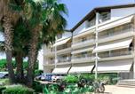 Location vacances Roseto degli Abruzzi - Locazione Turistica Casa del Mar - Rso251-4