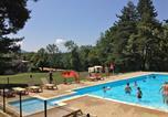Camping avec Piscine Luc-en-Diois - Le Grand Bois-1
