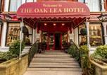 Hôtel Blackpool - Oak Lea Hotel-2