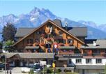 Hôtel Aigle - Alpe Fleurie Hôtel & Restaurant-3