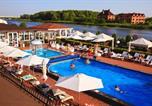 Hôtel Kaliningrad - Hotel Riverside