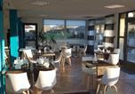 Hôtel Vaucouleurs - Hotel- Restaurant La Haie Des Vignes-2