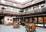 Hôtel Dieffenthal - Le Gouverneur Hotel