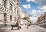 Hôtel Łódź - Royal Aparthotel Piotrkowska 116-1