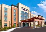 Hôtel East Syracuse - Springhill Suites by Marriott Syracuse Carrier Circle-2
