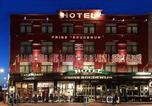Hôtel Knokke-Heist - Hotel Prins Boudewijn